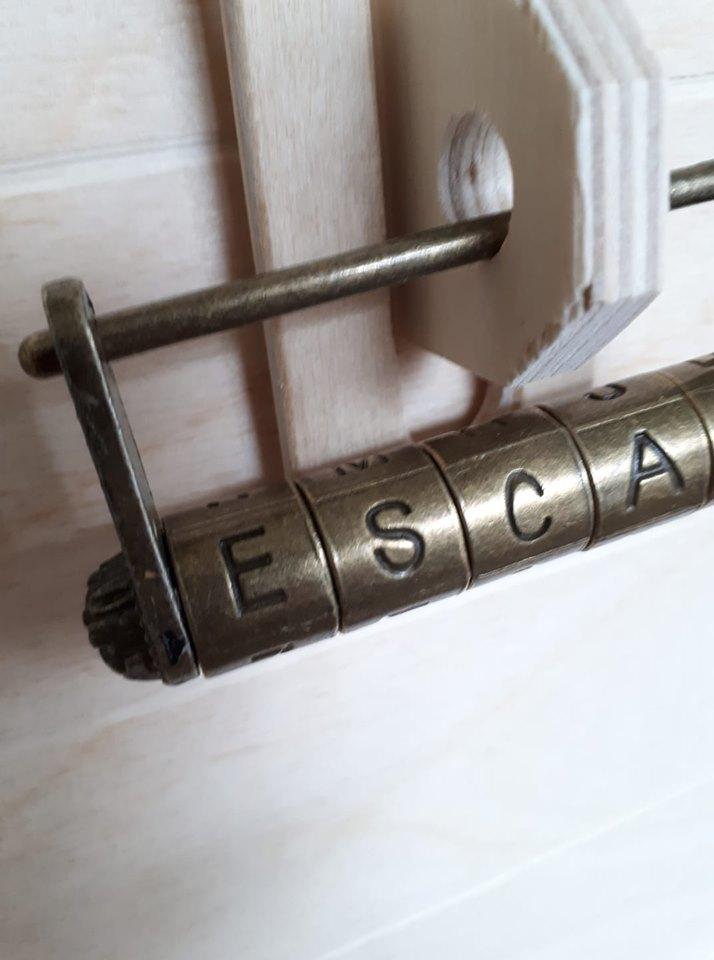 escape room bij jou thuis