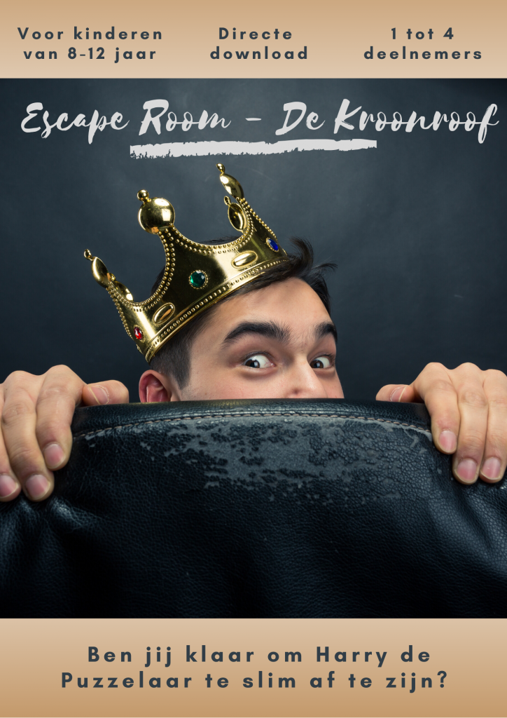 titelpagina De Kroonroof